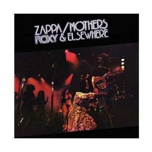 Pozostała muzyka rozrywkowa, ROXY & ELSEWHERE - Frank Zappa (Płyta CD)