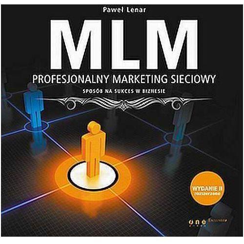 Audiobooki, MLM. Profesjonalny marketing sieciowy - sposób na sukces w biznesie. Wydanie II rozszerzone - Paweł Lenar