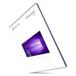 Windows 10 Professional, naklejka z kluczem (CoA) 32/64 bit