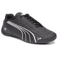 Męskie obuwie sportowe, Sneakersy PUMA - BMW MMS Future Kart Cat 306469 01 Puma Black/Puma White