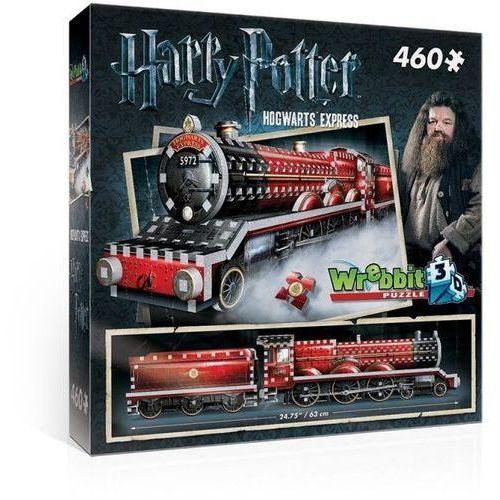 Puzzle, Puzzle 3D Wrebbit Harry Potter Hogwarts Express 460