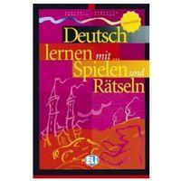 Książki do nauki języka, Deutsch Lernen mit... Spielen und Rätseln. Grundstufe (opr. miękka)