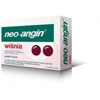 Leki na gardło, NEO-ANGIN Wiśnia x 24 pastylki