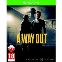 Gry na Xbox One, A Way Out (Xbox One)
