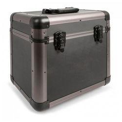 """Power Dynamics PRC80 12"""" walizka tytanowa na 80 płyt winylowych"""