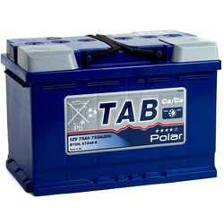 Akumulator TAB POLAR 75Ah/750A wysoka