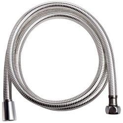 Wąż prysznicowy w oplocie PCV, dł. 1,2 m, gwint 1/2 cala, z osłoną plastikową