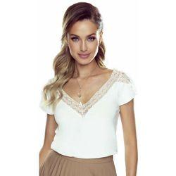 Estella bluzka damska Eldar Romantica Top Ecru Letnia I (-7%)