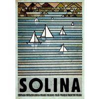 Plakaty, Plakat Solina - Ryszard Kaja
