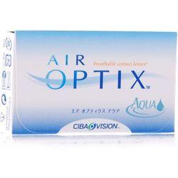 Air Optix Aqua, 3 szt.