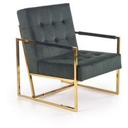 Fotel PRIUS ciemno zielony