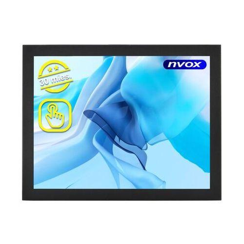 """Monitory samochodowe, Monitor dotykowy open frame LED 12"""" VGA HDMI 12V 230V"""