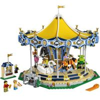 Klocki dla dzieci, Lego CREATOR Expert karuzela 10257