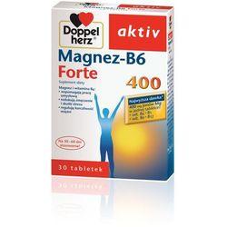 Doppelherz Aktiv Magnez + B6 forte x 30 tabl.