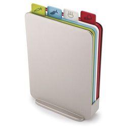 JJ - Zestaw 4 desek Index™ Compact, srebrny
