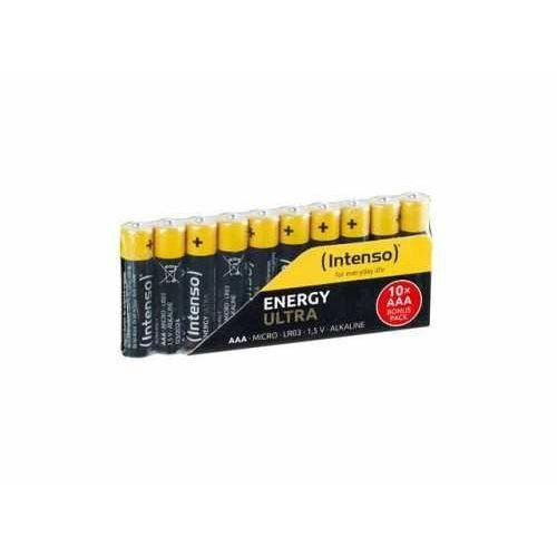 Baterie, Baterie AAA LR03 INTENSO Energy Ultra 7501910 (10 sztuk)