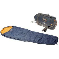Śpiwór turystyczny MUMIA XL