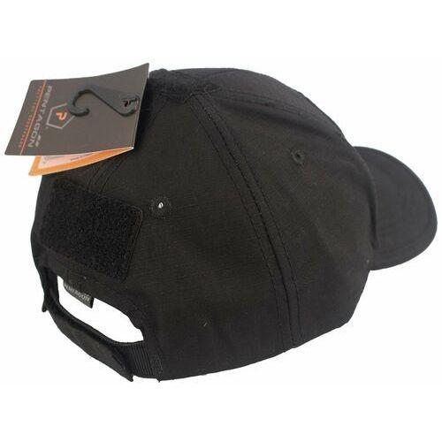 Nakrycia głowy i czapki, Czapka Pentagon Tactical 2.0 BB RipStop, Black (K13025-R-01) - black