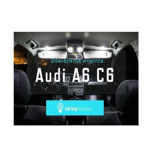 Audi A6 C6 Avant Zestaw Premium Oświetlenie Wnętrza Led