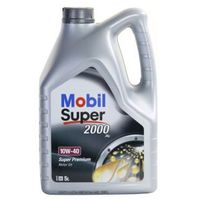 Oleje silnikowe, Mobil 1 SUPER 2000 X1 10W-40 5 Litr Pojemnik