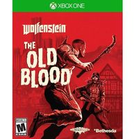 Gry Xbox One, Wolfenstein The Old Blood (Xbox One)