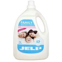 Płyny do płukania, JELP 3l Family Hipoalergiczny Płyn do płukania tkanin (37 prań)