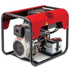 Agregat prądotwórczy jednofazowy Chicago Pneumatic CPPG 7A 3F