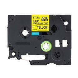 Rurka termokurczliwa Brother HS2-641/Hse-641 żółta 18mm x 1.5m ø 5.4mm-10.6mm - zamiennik   OSZCZĘDZAJ DO 80% - ZADZWOŃ!