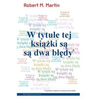 Filozofia, W tytule tej książki są są dwa błędy (opr. miękka)
