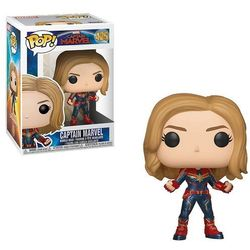 Figurka Funko Pop Vinyl Captain Marvel - Capitan Marvel w/chase