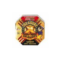 Pozostałe zabawki, TreasureX Dragons Gold Łowca 1Y36NX Oferta ważna tylko do 2022-05-10