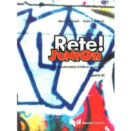 Książki do nauki języka, Rete Junior A (opr. broszurowa)