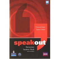 Książki do nauki języka, Speakout Elementary Students' Book Z Płytą Dvd (opr. miękka)