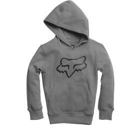 bluza FOX - Youth Legacy Pullover Fleece Heather Graphic (185) rozmiar: YXL