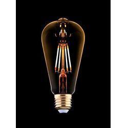 Żarówka LED filament VINTAGE BULB 4W E27 łezka 9796 NOWODVORSKI