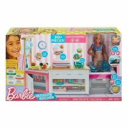 Lalka Barbie - Idealna Kuchnia FRH73