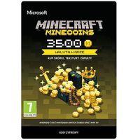 Pozostałe gry, Kod aktywacyjny MICROSOFT Minecraft Minecoins 3500 monet