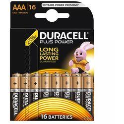 Duracell Plus Power AAA (MN2400/LR03) Darmowy odbiór w 20 miastach! Darmowa wysyłka i zwroty