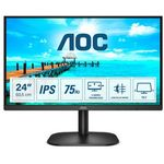 AOC Monitor 24B2XD 23.8 cala IPS DVI
