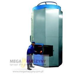 EKOGREŃ Kocioł przemysłowy na ekogroszek EG-500