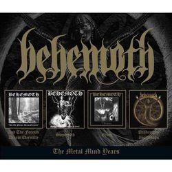 Behemoth - Metal Mind Years