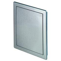 Drzwiczki rewizyjne z tworzywa Diall 20 x 25 cm srebrne