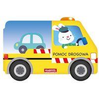 Książki dla dzieci, Wykrojnik - Pomoc drogowa (opr. kartonowa)