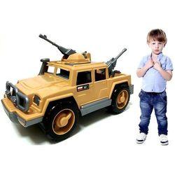 Jeep Wojskowy Samochód OBROŃCA Safari Wader