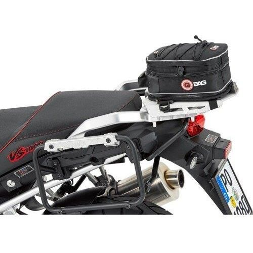 Kufry i bagażniki motocyklowe, Q-bag kufer mały tailie 3,5l - 6l