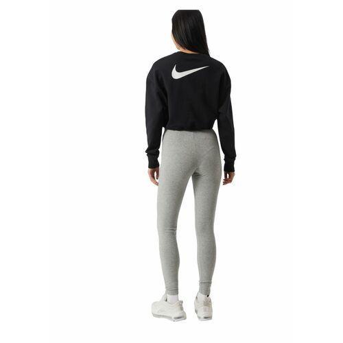 Legginsy, Legginsy damskie Nike W LGGNG Club AA szare CT0739 063