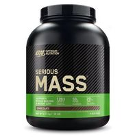 Gainery, OPTIMUM NUTRITION Serious Mass - 5450g - Chocolate Peanut Butter