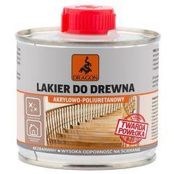 Lakier akrylowo-poliuretanowy do drewna Dragon 0,2 l