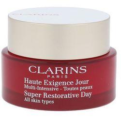 Clarins Super Restorative krem do twarzy na dzień 50 ml dla kobiet
