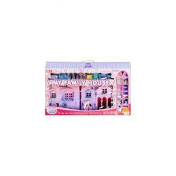 Domek dla lalek z akcesoriami 3Y35DO Oferta ważna tylko do 2019-11-20